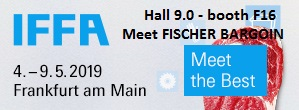 IFFA - Franckfurt - Hall 9 F16